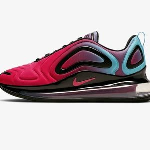 Nike Air Max 720 University Red Blue Fury